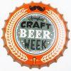 Nắp phén trang trí 35cm - Craft Beer