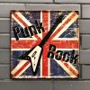 30x30cm Punk Rock Z33-29